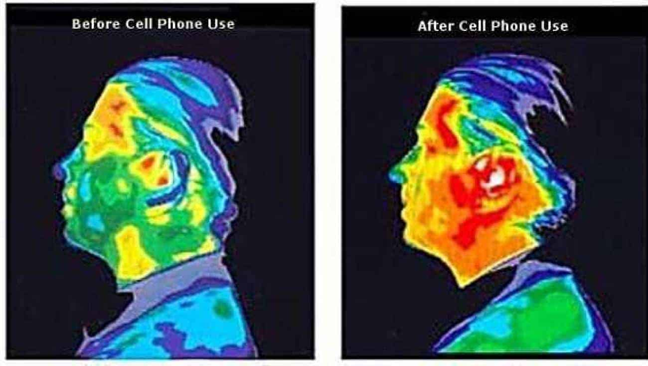 Cell phone radiation EMF Cancer Tumor
